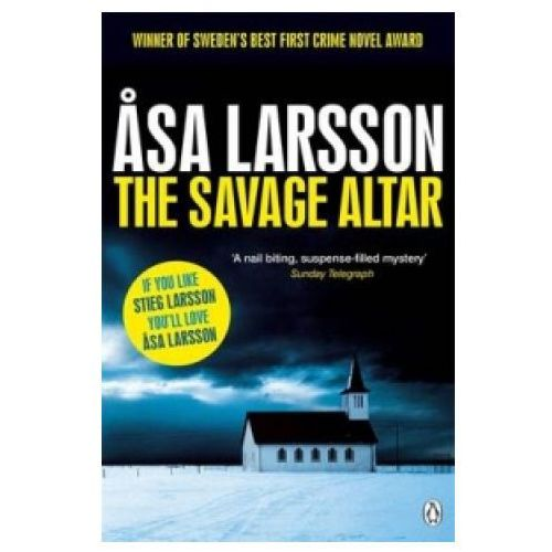 The Savage Altar (9780241956441)