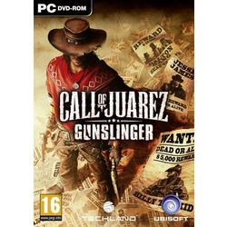 Call of Juarez Gunslinger (PC)