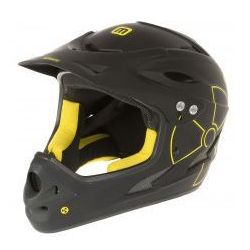 """Kask rowerowy Mighty full face enduro """"Fall Out"""" Downhill"""