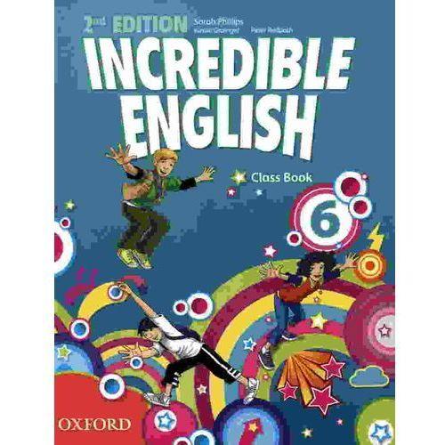Incredible English 6 SP Podręcznik 2E. Język angielski (9780194442336)