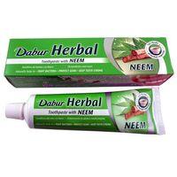 Dabur herbal neem pasta do zębów z neem 100 ml marki Dabur india ltd.