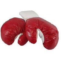 Rękawice bokserskie RINGSTAR 4733139 (rozmiar 6 oz) Biało-czerwony