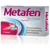 Tabletki METAFEN x 10 tabletek