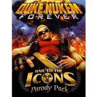Duke Nukem Forever Hail to the Icons Parody Pack (PC)