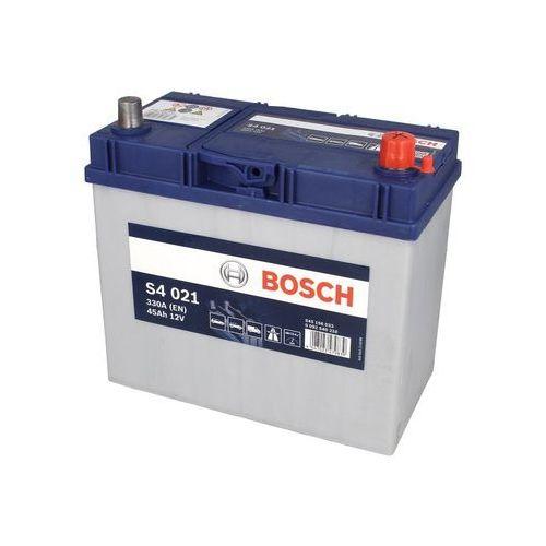 Akumulator BOSCH SILVER 45Ah 330A BOSCH S4 021 BOSCH 0092S40210 Wrocław