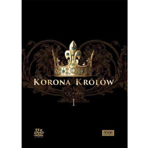 Telewizja polska s.a. Korona królów. sezon i dvd (5902739669440)