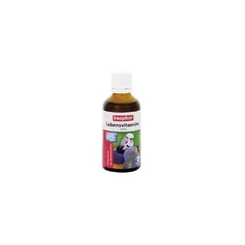 BEAPHAR Vinka - witaminowy preparat dla ptaków 50ml (8711231116928)