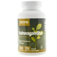Kapsułki Jarrow Formulas Ashwagandha 300 mg - 120 kapsułek