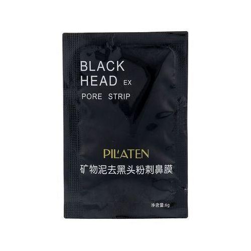 Pilaten czarna maska do twarzy saszetka 1szt