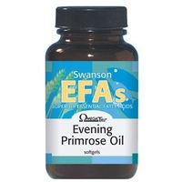 Swanson Wiesiołek Evening Primrose Oil 500mg 250 kaps.
