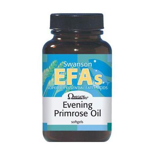 Swanson Wiesiołek Evening Primrose Oil 500mg 250 kaps