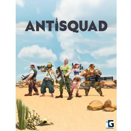 AntiSquad - K00851- Zamów do 16:00, wysyłka kurierem tego samego dnia!