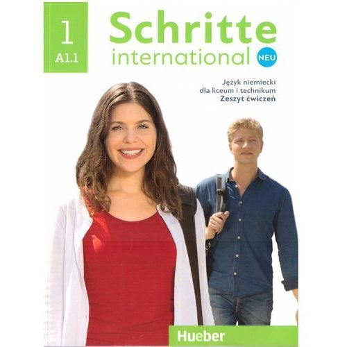 Schritte international neu 1 AB PL HUEBER, Hueber Verlag