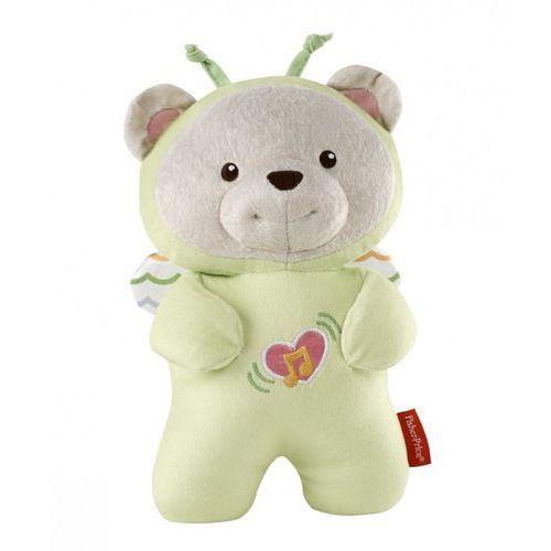 Zabawka fisher price miś motylek przytulanka Mattel