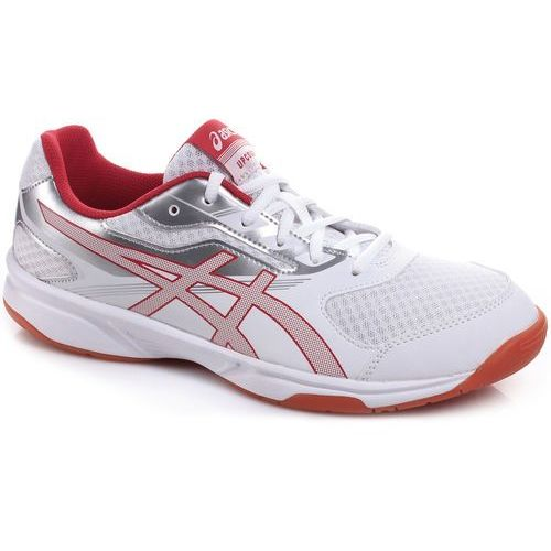 Upcourt 2 white/red/silver, Asics