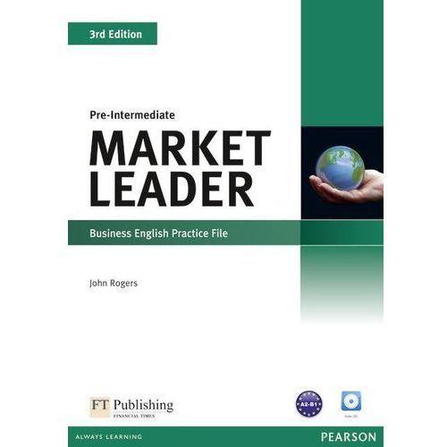 Market Leader 3rd Ed Pre-Intermediate Business English Practice File, oprawa miękka