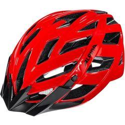 Alpina panoma classics kask rowerowy czerwony 56-59cm 2018 kaski rowerowe