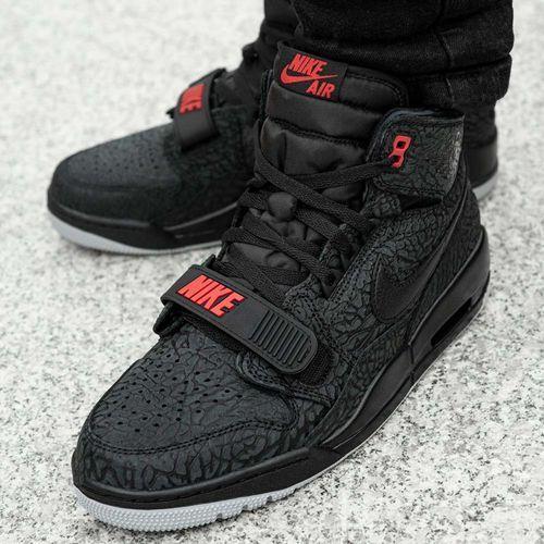 Buty sportowe męskie air jordan legacy 312 (av3922-006) marki Nike