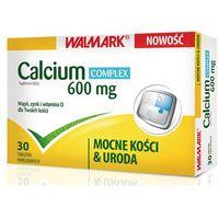 Tabletki Calcium Complex 600mg x 30 tabletek powlekanych