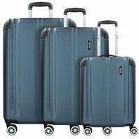 Travelite City 3-częściowy komplet walizek na 4 kółkach marine ZAPISZ SIĘ DO NASZEGO NEWSLETTERA, A OTRZYMASZ VOUCHER Z 15% ZNIŻKĄ