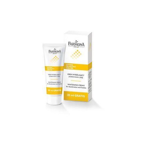 Farmona Discoloration and Freckles krem wybielający do twarzy i ciała (Arbutin, Melaslow) 50 ml, INN0002
