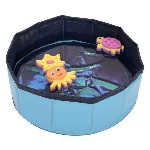 Kitty Pool, basen z zabawkami - Kolor: niebieski| DARMOWA Dostawa od 89 zł + Promocje od zooplus!| -5% Rabat dla nowych klientów (4054651669778)