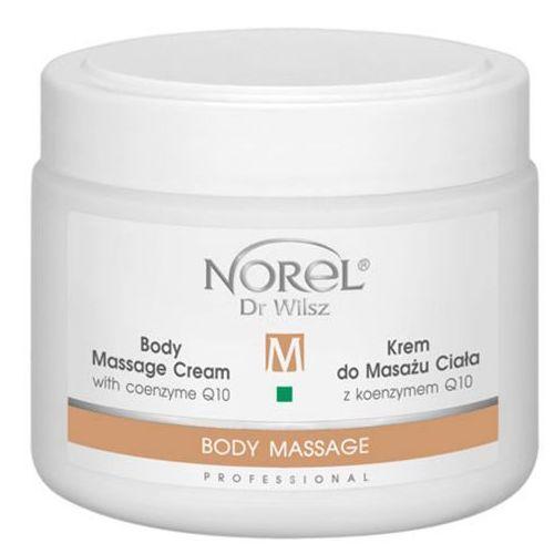 Body massage cream with coenzyme q10 krem do masażu ciała z koenzymem q10 (pb070) Norel (dr wilsz) - Promocyjna cena