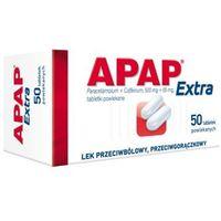 Apap Extra 50 tabletek (5909990644926)