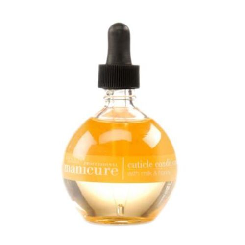 Cuticle conditioner olejek regenerujący skórki z ekstraktami z miodu i mleka Cuccio - Ekstra oferta