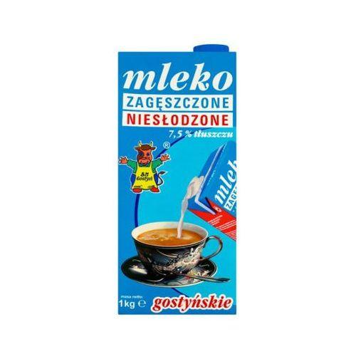 GOSTYŃ 1kg 7,5% Mleko zagęszczone niesłodzone