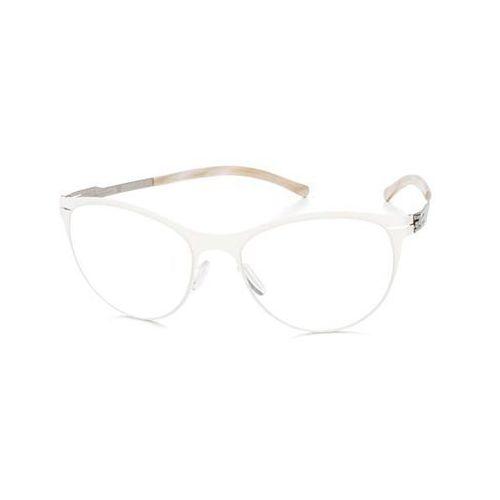 Ic! berlin Okulary korekcyjne m0170 lucie h. off-white