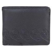 portfel SANTA CRUZ - Screamer Wallet Black (BLACK)