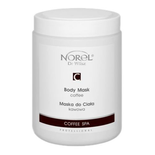 Norel (Dr Wilsz) COFFEE SPA BODY MASK COFFEE Kawowa maska do ciała (PN306) - Super obniżka