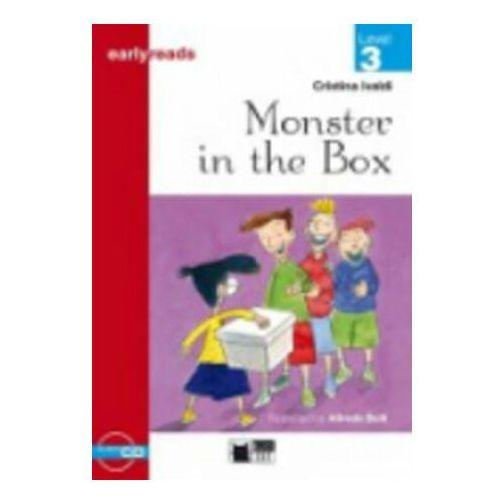 Monster in the box + CD level 3 (9788877544551)