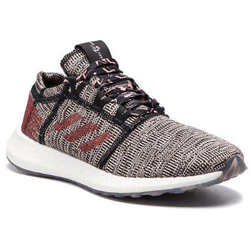 218cf8c0b60e4 Adidas Buty adidas - PureBoost Go F36193 Cblack Scarle Cleora