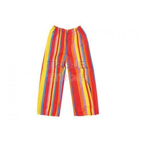 Spodnie tęczowe 146-158 marki Lilalo.pl