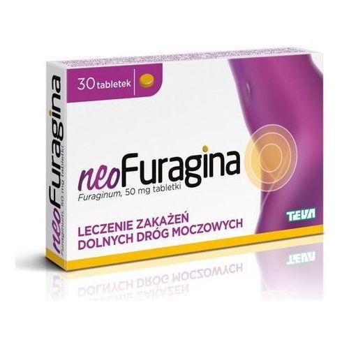 Neofuragina 50mg x 30 tabletek Teva