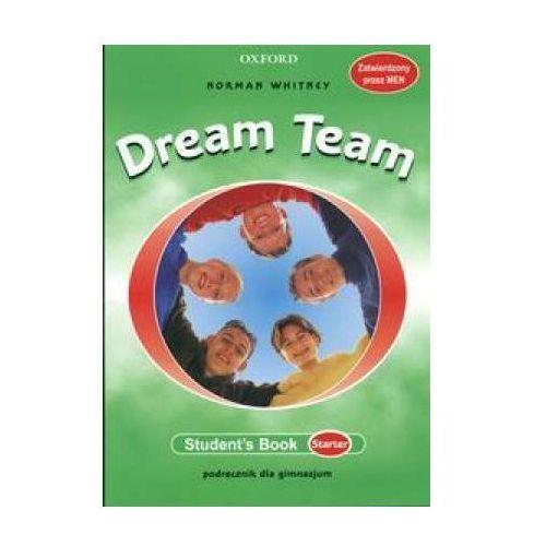 Dream Team Starter SB OXFORD, Norman Whitney