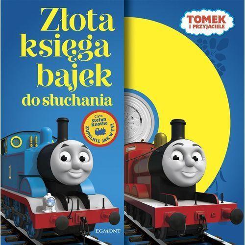 Tomek I przyjaciele złota księga bajek do słuchania, oprawa miękka