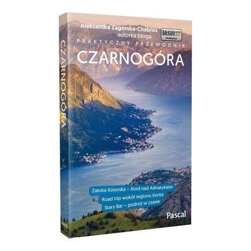 Praktyczny przewodnik - Czarnogóra., oprawa broszurowa