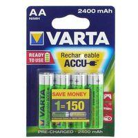 4 x  r6/aa 2400mah poweraccu marki Varta