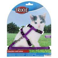 Trixie szelki dla kociąt ze smyczką