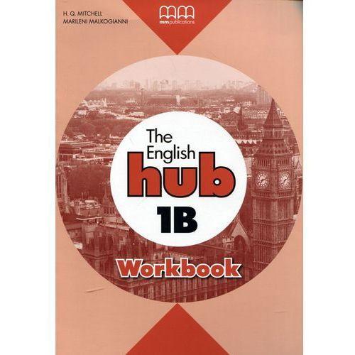 Język angielski The English hub 1b ćwiczenia LO, oprawa miękka