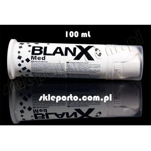 Białe zęby pasta wybielająca 100 ml - wybielanie zębów Blanx