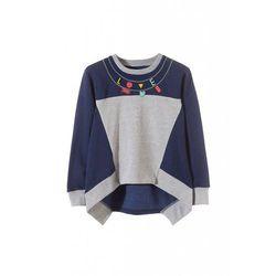Bluza dresowa dla dziewczynki 4F3204