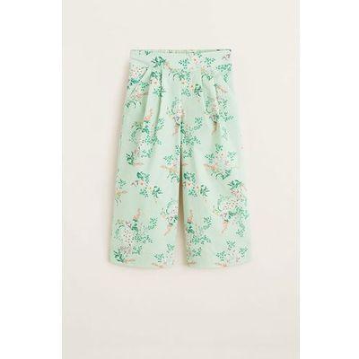 Spodnie dla dzieci Mango Kids ANSWEAR.com