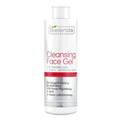 Bielenda professional cleansing face gel żel przygotowyjący do zabiegów eksfoliacji