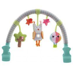 Taf toys muzyczny pałąk sowa