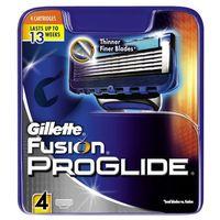 fusion proglide wkłady do maszynek dla mężczyzn 4 sztuki marki Gillette