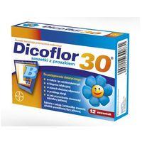 Dicoflor 30 prosz.dosp.zaw.doust. 12sasz. (5908229300831)